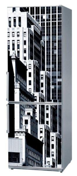 Magnet r frig rateur building 60x150 for Miroir 60x150