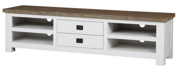 meuble tv acacia claudia 4 niches