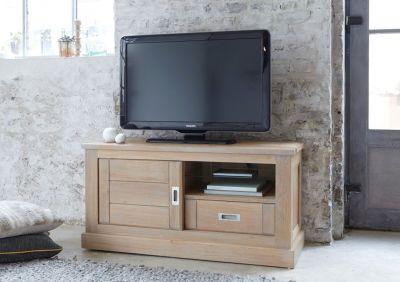 meuble tv chne naturel sabl 1 porte 1 tiroir 1 niche toronto