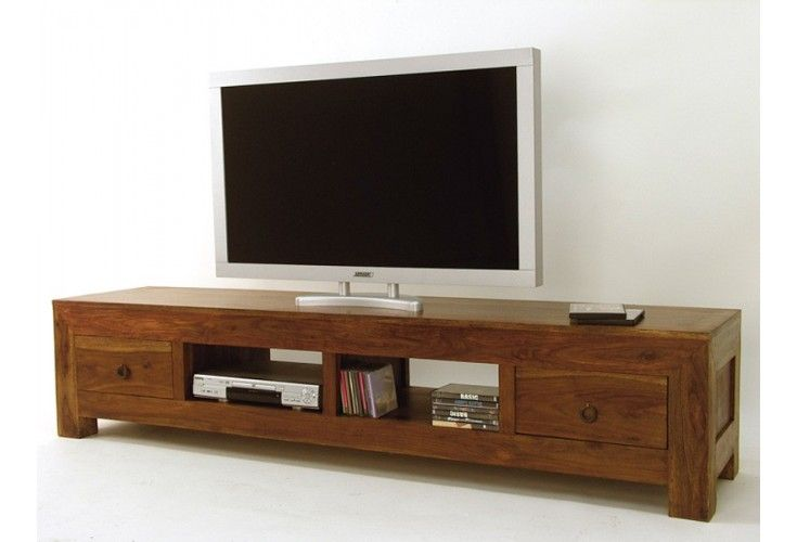meuble tv plasma palissandre zen. Black Bedroom Furniture Sets. Home Design Ideas