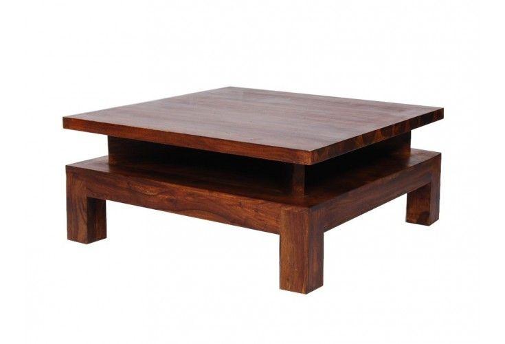 Table basse palissandre avec rangements - Table basse rangements ...
