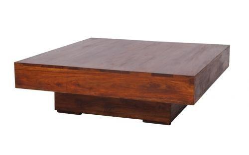 table basse palissandre cube carr e mobilier. Black Bedroom Furniture Sets. Home Design Ideas