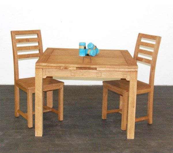 Table carre avec rallonge conforama excellent table carre for Table carree avec rallonge