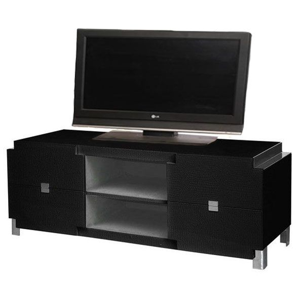 meuble tv fly noir solutions pour la d coration int rieure de votre maison. Black Bedroom Furniture Sets. Home Design Ideas
