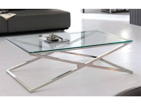 Table basse pieds bois images - Table basse contemporaine bois ...