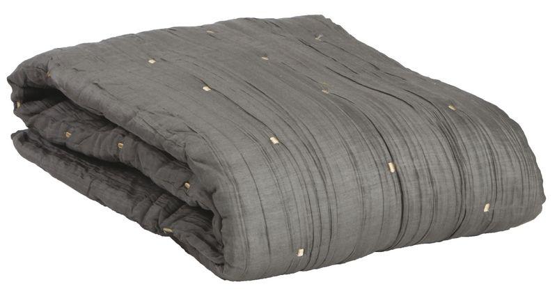jet de lit milana graphite 240x260 linge de maison. Black Bedroom Furniture Sets. Home Design Ideas