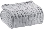 Couvre-lit stonewashed Swami coton perle 180x260 - Winkler