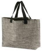 Sac shopping Manoka PVC Naturel 36x43x17 - Winkler
