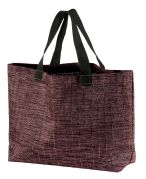 Sac shopping Manoka PVC Prune 36x43x17 - Winkler