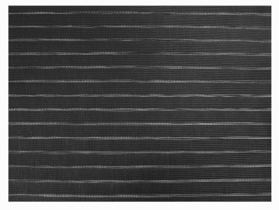 set de table effet paille tress e manoka noir 45x33 art de la table. Black Bedroom Furniture Sets. Home Design Ideas