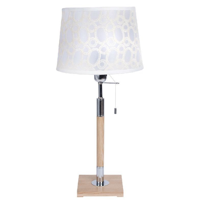abat jour design blanc pour lampe de chevet design de maison. Black Bedroom Furniture Sets. Home Design Ideas