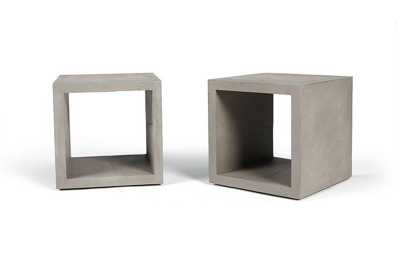 bloc de rangement b ton monobloc taille s mobilier. Black Bedroom Furniture Sets. Home Design Ideas