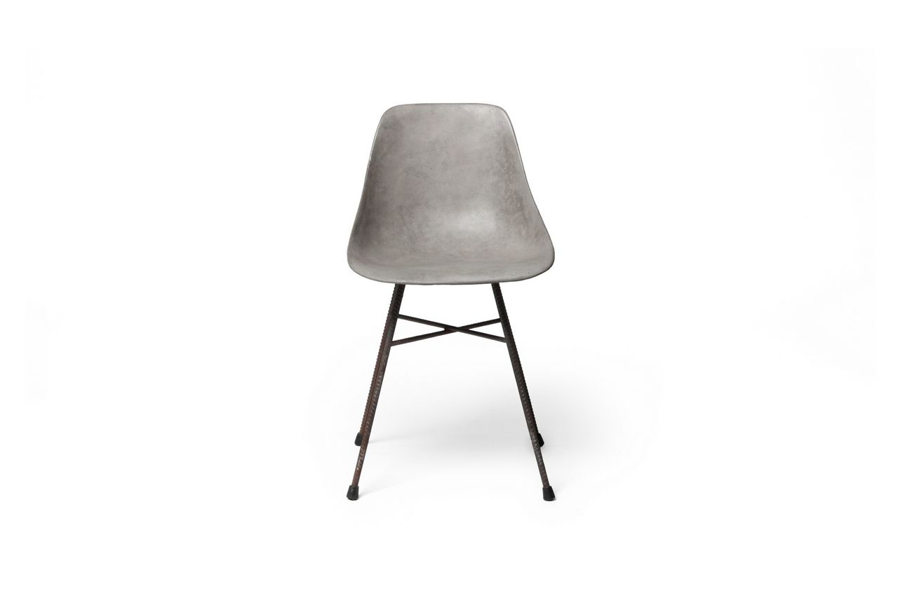 chaise b ton et fer b ton hauteville lyon b ton. Black Bedroom Furniture Sets. Home Design Ideas
