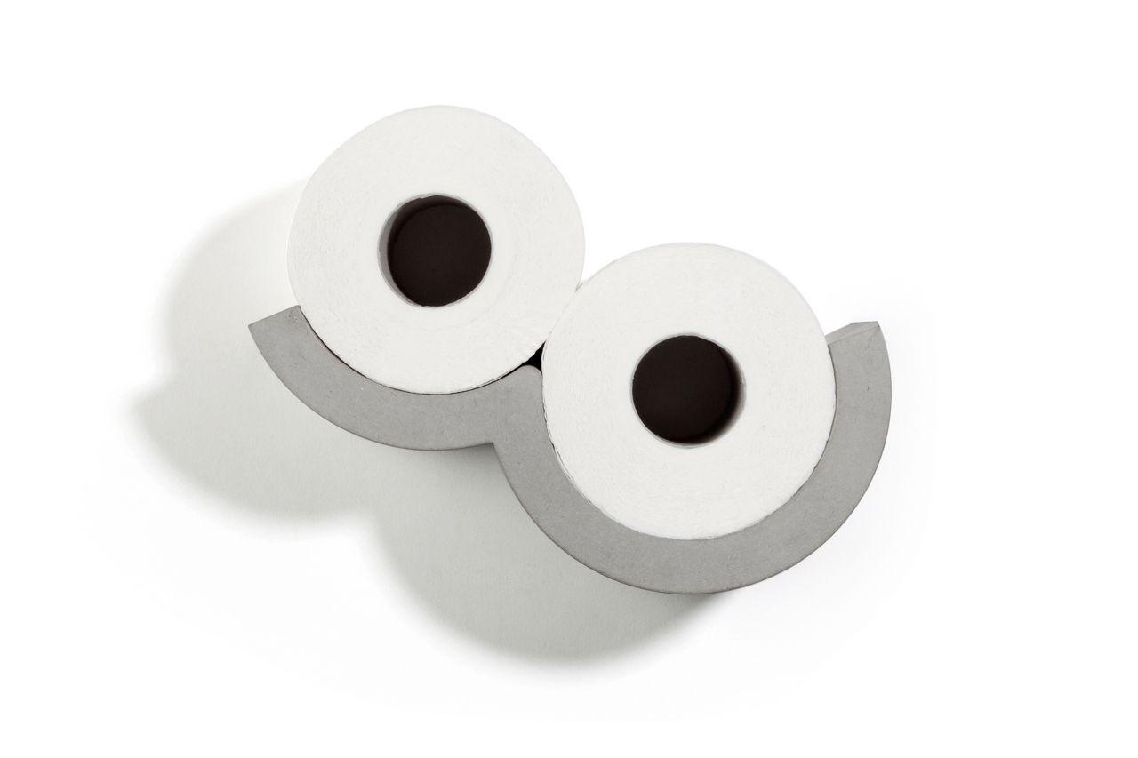 papier de toilette interesting fabriquer un rangement pour papier toilette en nuage la belle. Black Bedroom Furniture Sets. Home Design Ideas