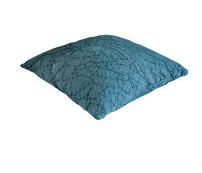 Coussin Baltimore canard coton stonewashed 45x45 - Toison d'Or