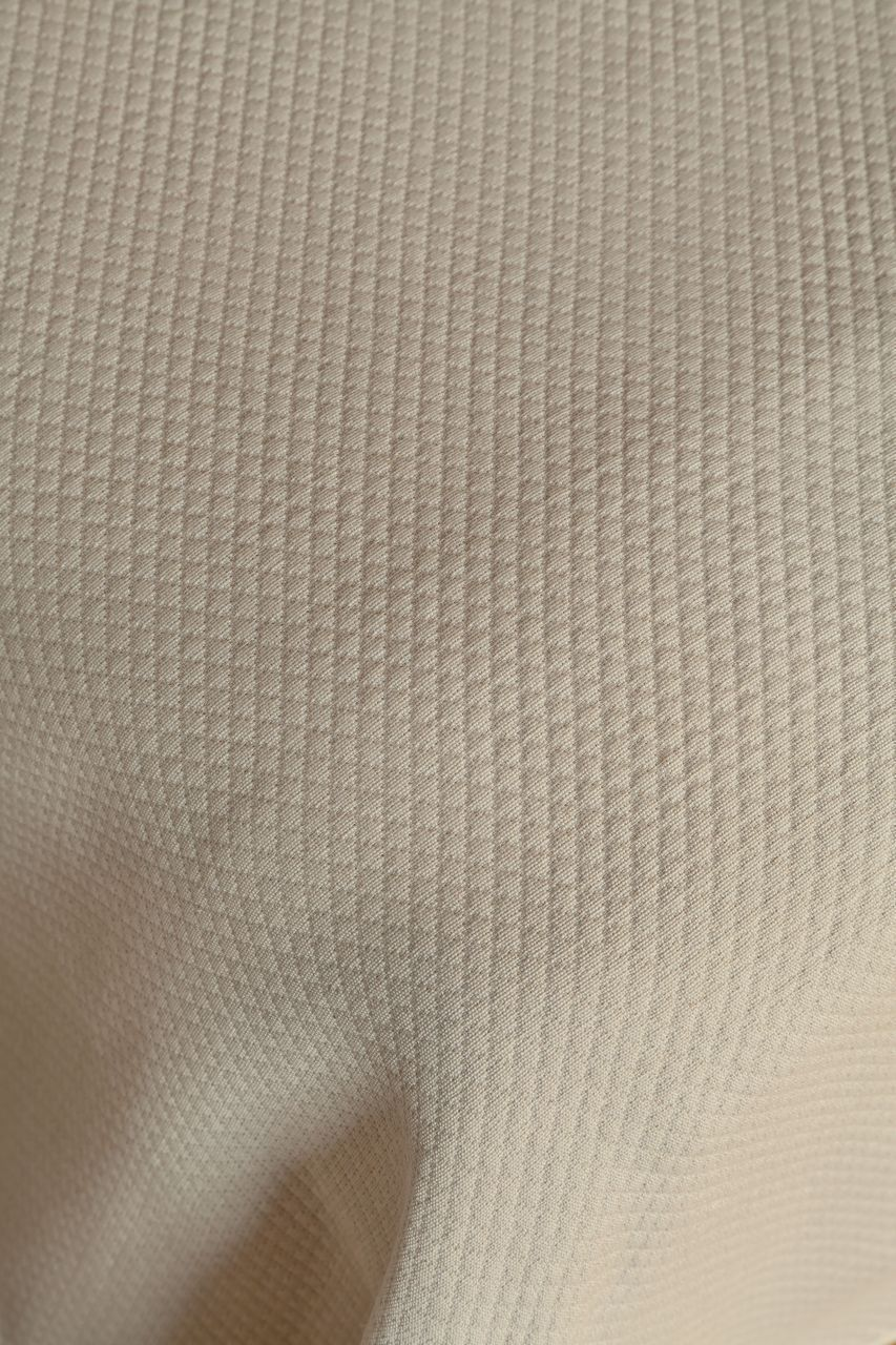Dessus de lit p rigord lin quadrill piqu de coton 180x250 - Dessus de lit pique de coton ...