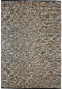 Tapis Arauca Cuir/Coton 230x160 - The Rug Republic
