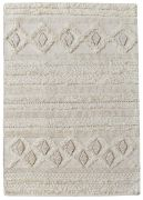 Tapis Hawley laine ivoire 120x180 - The Rug Republic