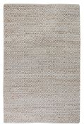 Tapis Ikary tissé main coton/fibres naturelles 160x230 - The Rug Republic