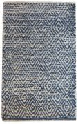 Tapis Novice Chanvre/Coton 230x160 - The Rug Republic