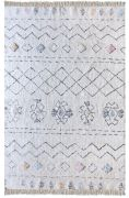 Tapis Seabert 100% Coton 180x120 - The Rug Republic