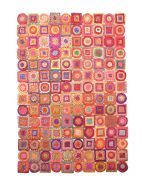 Tapis Sienna multicolore 180x120 - The Rug Republic