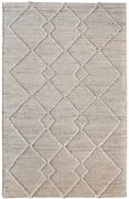 Tapis Wamys Chanvre/Laine 230x160 - The Rug Republic