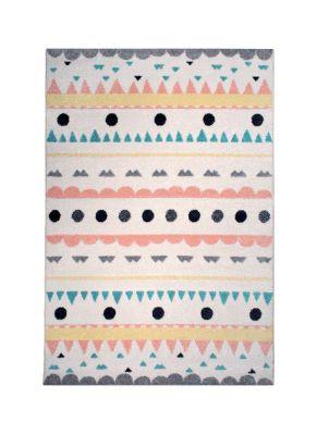 Tapis Enfant Sweet Nolita Multicolore 120x170 Decoration
