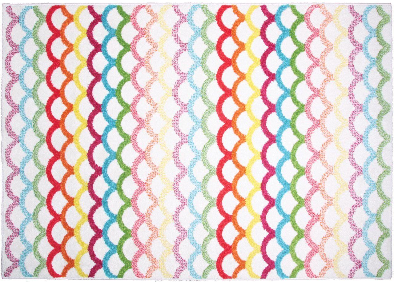 tapis polypropyl ne motifs cailles multicolores sur fond. Black Bedroom Furniture Sets. Home Design Ideas