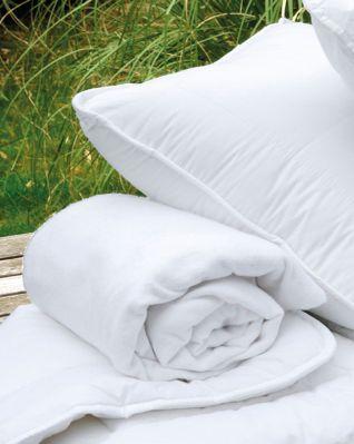 couette duvet de canard 140x200 linge de maison. Black Bedroom Furniture Sets. Home Design Ideas
