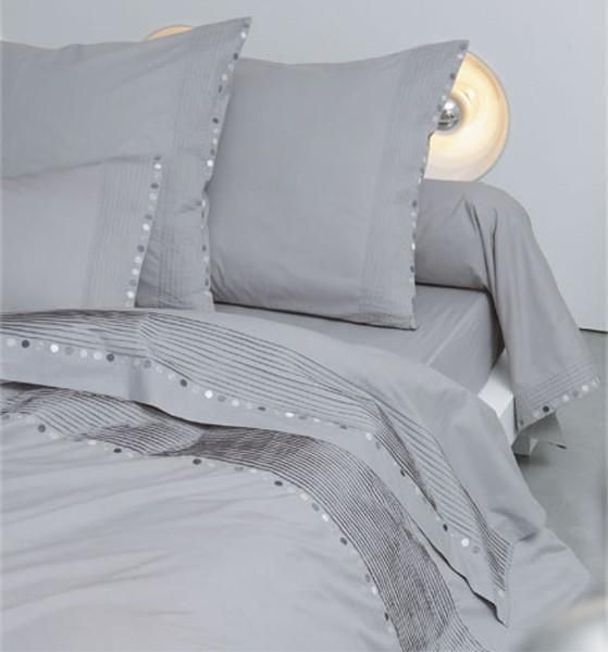 drap housse percale seattle 90x190 sylvie thiriez. Black Bedroom Furniture Sets. Home Design Ideas