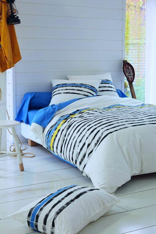 housse de couette achille percale 240x220 linge de maison. Black Bedroom Furniture Sets. Home Design Ideas