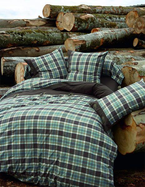 Housse de couette grand nord 250x220 sylvie thiriez - Housse de couette montagne sylvie thiriez ...