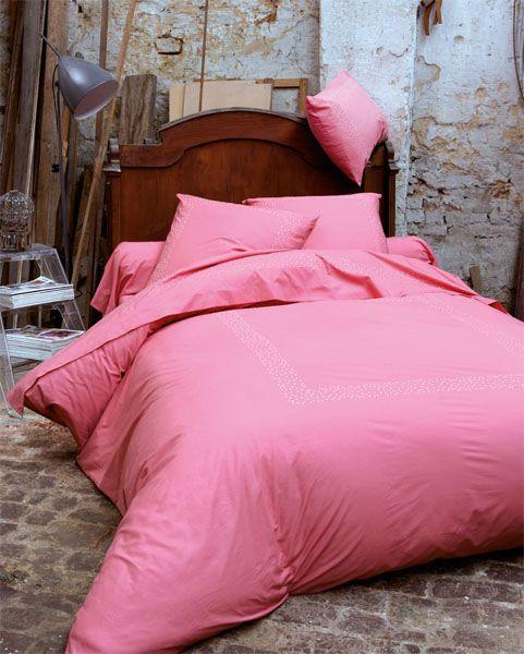 housse de couette particule 260x240 linge de maison. Black Bedroom Furniture Sets. Home Design Ideas
