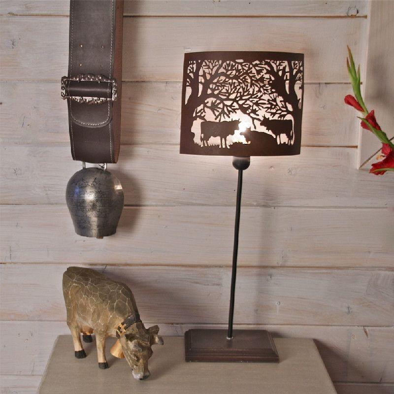 applique m tal alpage d coup les sculpteurs du lac. Black Bedroom Furniture Sets. Home Design Ideas