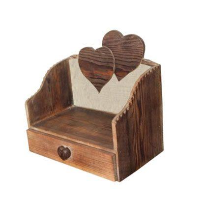 etag re bois coeur 1 tiroir les sculpteurs du lac. Black Bedroom Furniture Sets. Home Design Ideas
