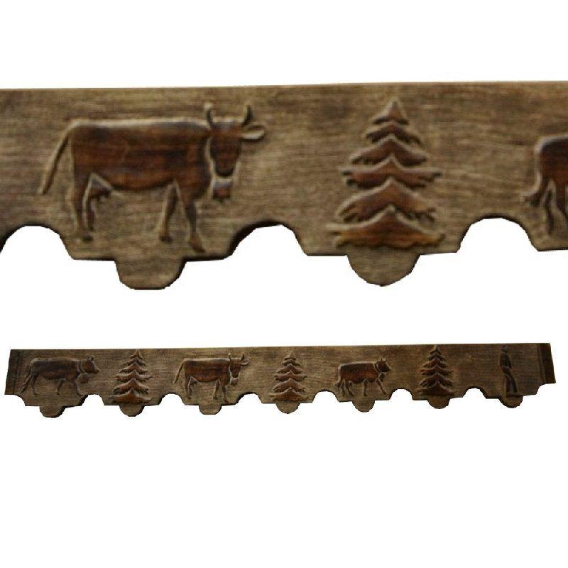 frise bois poya les sculpteurs du lac. Black Bedroom Furniture Sets. Home Design Ideas