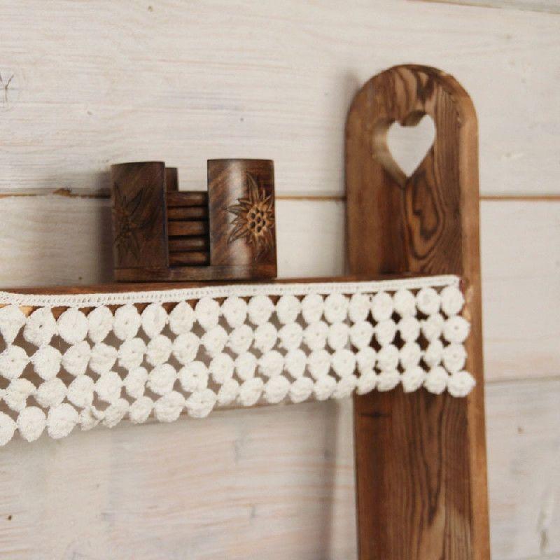 galon rond cru crochet coton les sculpteurs du lac. Black Bedroom Furniture Sets. Home Design Ideas