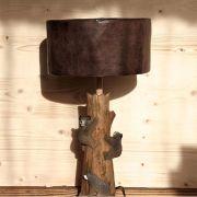 les sculpteurs du lac pieds de lampe pieds de lampe en bois sculpt en bois recycl. Black Bedroom Furniture Sets. Home Design Ideas