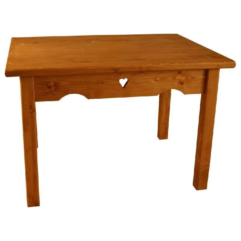 table pic a d cor coeur les sculpteurs du lac. Black Bedroom Furniture Sets. Home Design Ideas