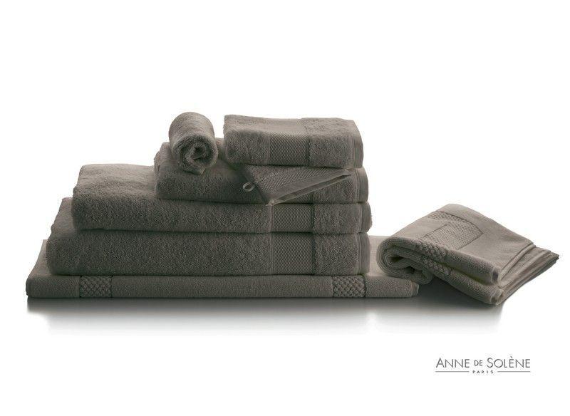 drap de bain ponge p tale lichen 70x140 linge de maison. Black Bedroom Furniture Sets. Home Design Ideas