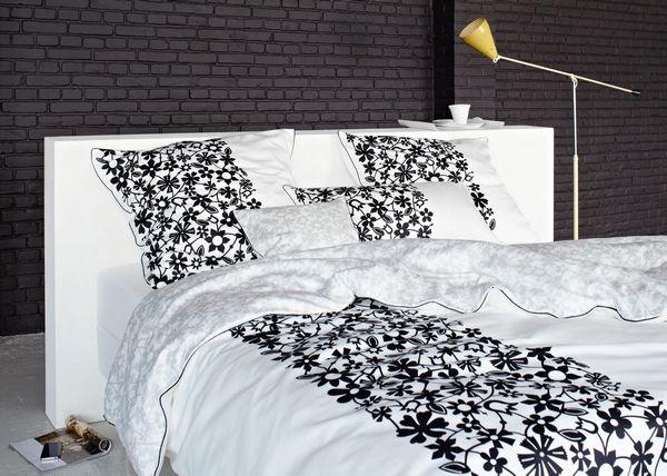 taie d 39 oreiller after dark 50x75. Black Bedroom Furniture Sets. Home Design Ideas