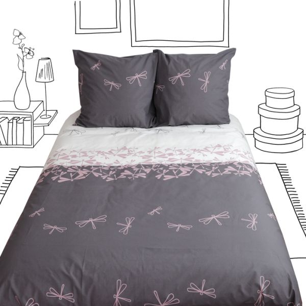 housse de couette sylvie thiriez int rieur maison sur enperdresonlapin. Black Bedroom Furniture Sets. Home Design Ideas