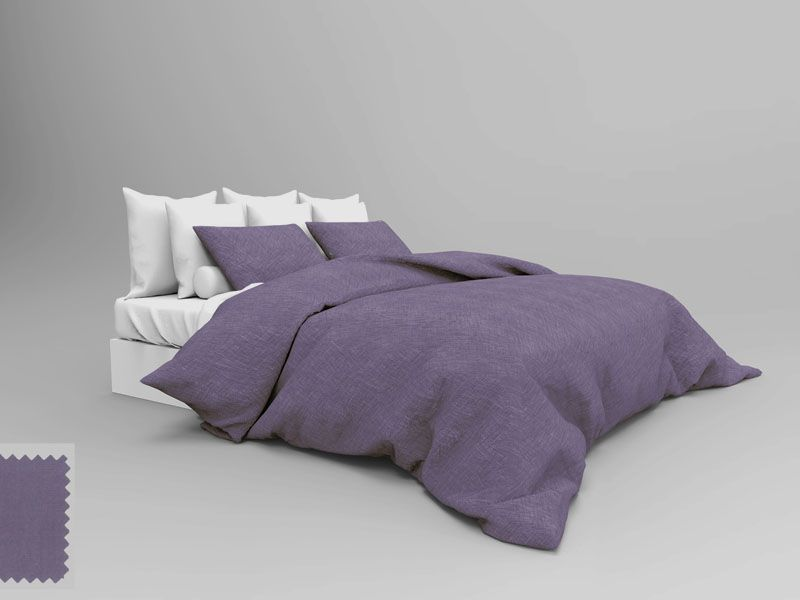 Drap housse uni percale raisin 80x200 tradilinge for Drap housse 80x200