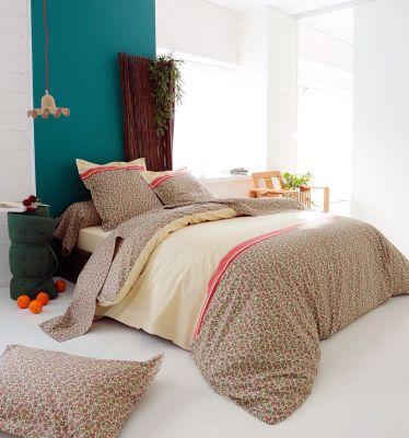 drap plat cabotine 280x310 linge de maison. Black Bedroom Furniture Sets. Home Design Ideas