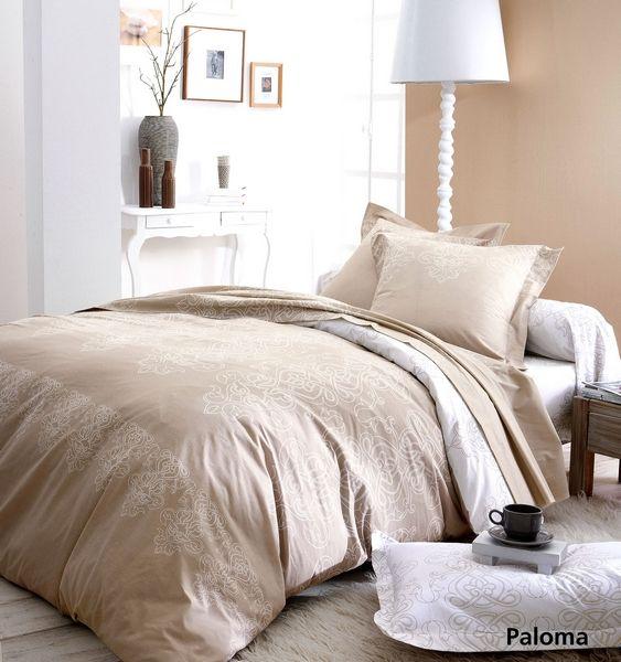 Drap plat paloma 280x310 linge de maison - Difference entre drap plat et housse de couette ...