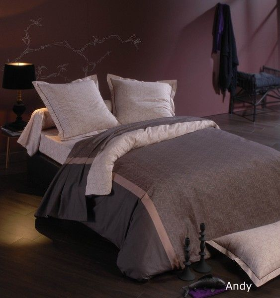 Housse de couette Andy 140x200 - Tradilinge