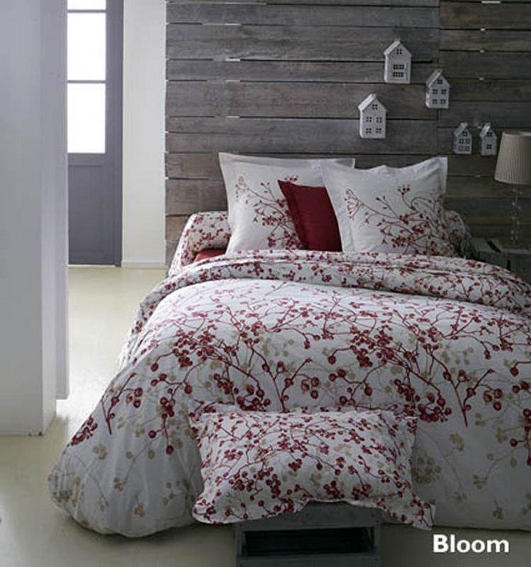 housse de couette bloom 260x240 tradilinge. Black Bedroom Furniture Sets. Home Design Ideas