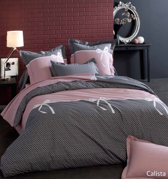 housse de couette calista 260x240 tradilinge. Black Bedroom Furniture Sets. Home Design Ideas