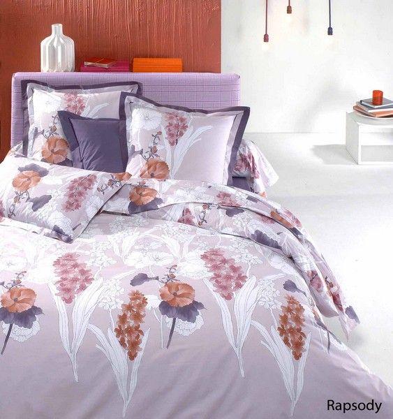 housse de couette rapsody 240x220 linge de maison. Black Bedroom Furniture Sets. Home Design Ideas